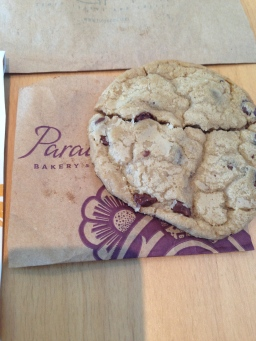 Paradise Bakery Cookie