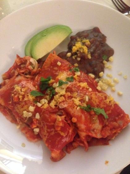 classic enchiladas