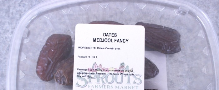Extra Fancy Medjool dates