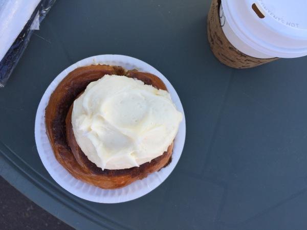 Phoenix Public Market Cafe Cinnamon Roll